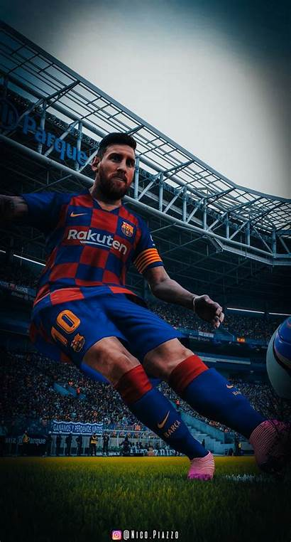 Messi Wallpapers Lionel Epes Cave Barcelona Ronaldo