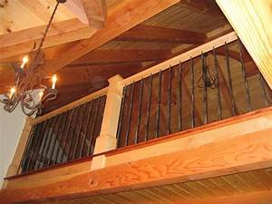 Custom Stair Railing Balusters By Forge On Metalworks