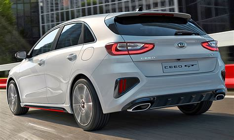 kia ceed gt  technische daten  car reviews cars