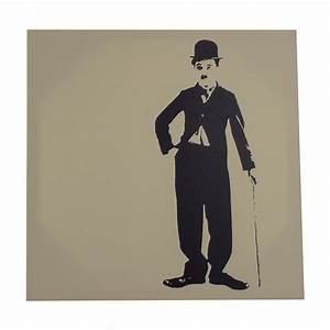 77 off charlie chaplin wall art decor With kitchen cabinets lowes with charlie chaplin wall art
