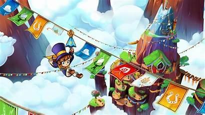 Hat Kid Wallpapers Switch Games Swing Nyakuza
