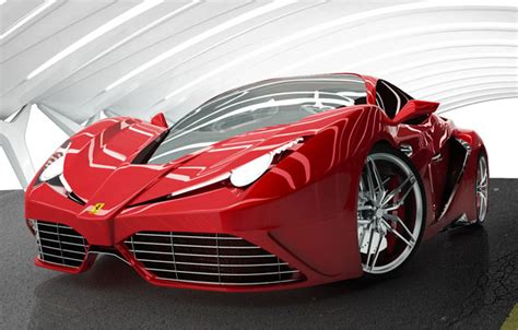 Ferrari '91 Furia Concept Car For The Next Generation Of