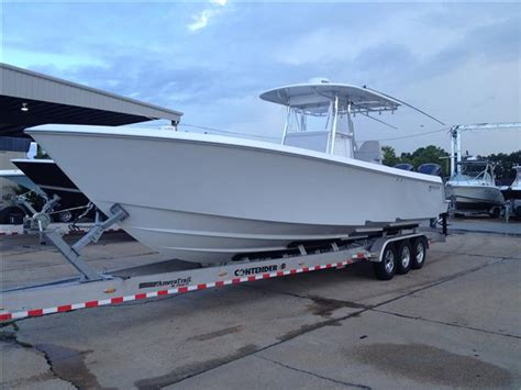 Contender Boats Msrp by 2014 Contender 35st Sold The Hull Boating
