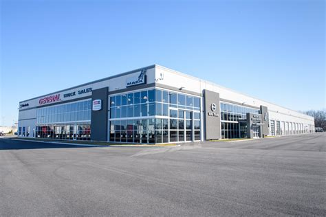 general truck sales custom facilities
