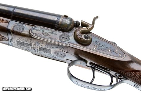 Beretta Mi Val Sxs Hammer Shotgun 12 Gauge