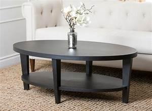 Table Ovale Design : 33 id es de table basse design tr s contemporain ~ Teatrodelosmanantiales.com Idées de Décoration