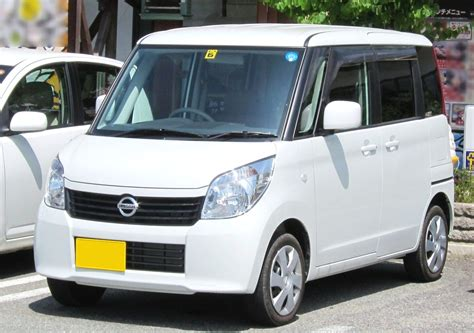 Nissan Roox Wikiwand