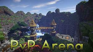 Minecraft - Pvp Arena    Kitpvp Map  1 7