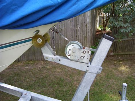 Boat Trailer Safety Chain by Augment Safety Chain On Boat Trailer Boats Motors