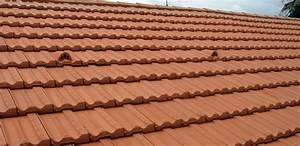 Tuile Plate Terre Cuite : tuiles plates de marseille la clinique du toit ~ Melissatoandfro.com Idées de Décoration