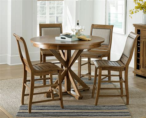 progressive furniture willow counter height base
