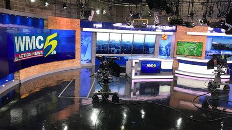 memphis nbc station debuts new set newscaststudio