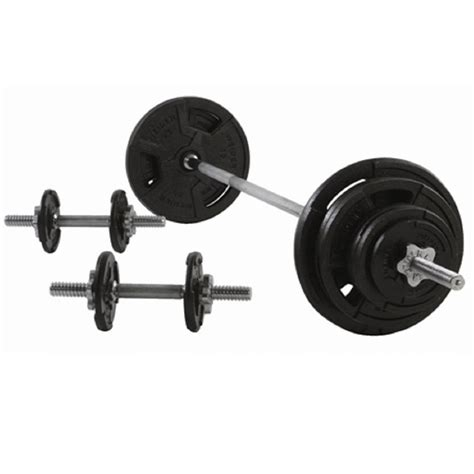 Weider 160 Lb Spinlock Weight Sethpzb160  The Home Depot