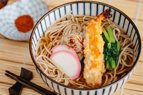 soba noodle soup   cookbook
