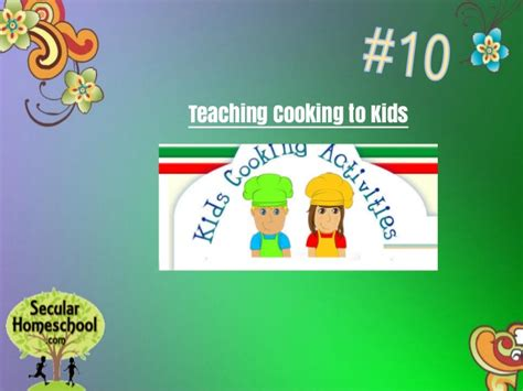 15 free online cooking with kids sites for secular