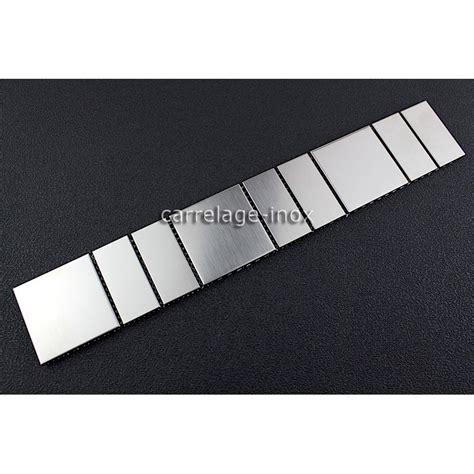 listel carrelage pas cher listel inox frise acier metal mosaique carrelage bordure argos