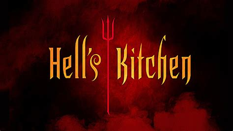 Hell's Kitchen - Network Ten