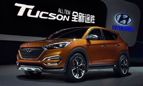 hyundai tucson review price specs  trucks