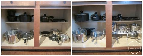 duo ventures organizing  kitchen