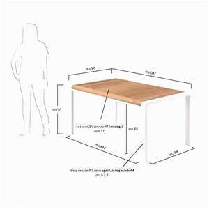 Taille Table 6 Personnes : dimension table manger inspirant table 8 personnes dimensions concept d 39 inspiration ~ Melissatoandfro.com Idées de Décoration