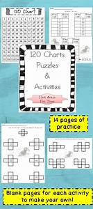 120 Chart  Puzzles And Charts On Pinterest
