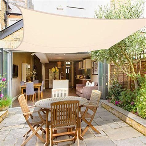 Garden Shade Canopy by Greenbay Sun Shade Sail Garden Patio Sunscreen