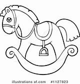 Horse Rocking Clipart Coloring Pages Illustration Wood Royalty Visekart Preschool Rf Sheets Getcolorings Sample Tattoo 1000 Illustrationsof Clipground Tattoos Printable sketch template