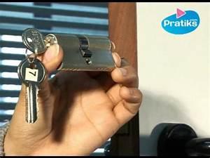 Changer Un Barillet De Porte : maison comment changer un barillet de serrure ou cylindre de porte pratiks ~ Medecine-chirurgie-esthetiques.com Avis de Voitures