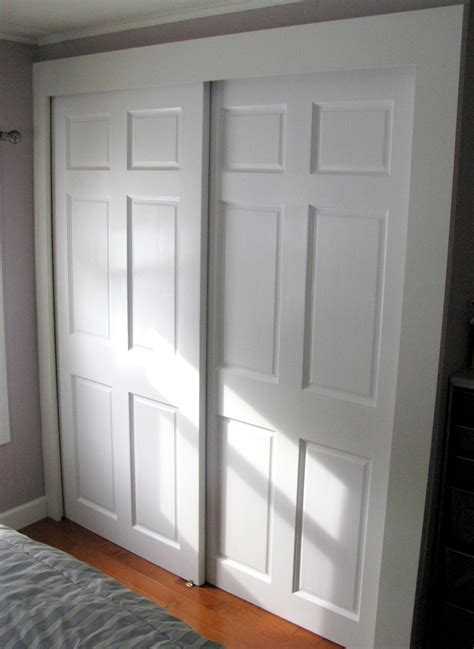 Sliding Bypass Closet Doors For Bedrooms  Sliding Doors