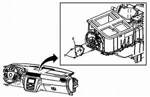 How To Replace An Automotive Blend Door Actuator