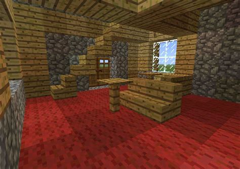 advanced  story villager house minecraft map