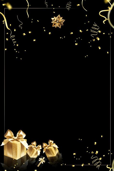 golden invitation black background gold wallpaper