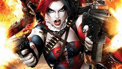 Quinn Harley Injustice Arkham Backgrounds Pixelstalk