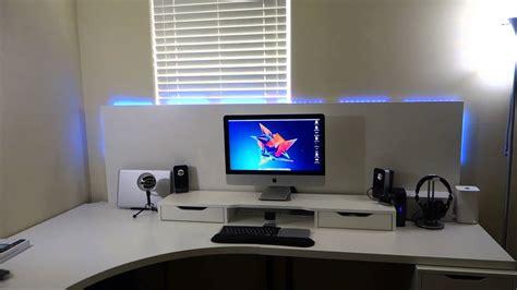 Custom Ikea Desk Build
