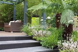 marvelous amenager un petit jardin carre 8 douceur With amenager un petit jardin carre