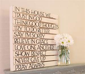 diy pallet wall art love of family home With diy wall art