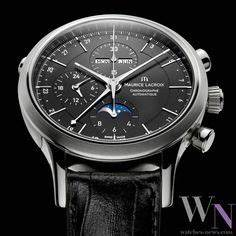 1000+ images about Maurice Lacroix on Pinterest Men's watches Chronograph and Watches