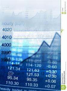 Economic Background Stock Photo  Image Of Economic  Number