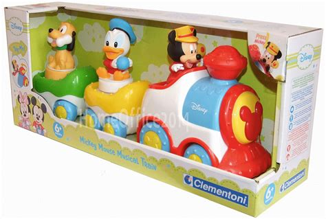 Disney Mickey Mouse Musical Set 11 disney mickey mouse baby musical set new age 6