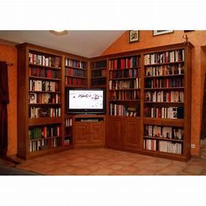 Bibliothque D39angle Meubles De Normandie