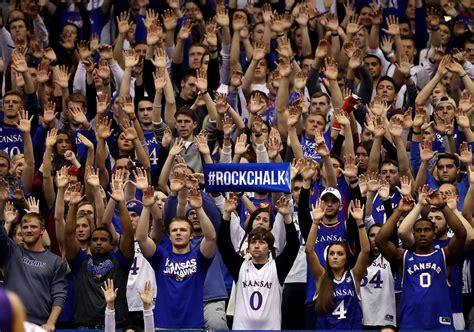 kansas jayhawks  biggest rivals   fans