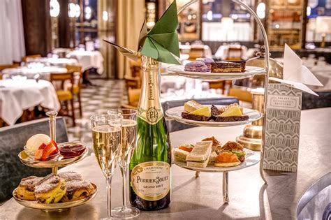 Kitchen Brasserie High Tea Menu by The Brasserie Butterfly Kisses Afternoon Tea With