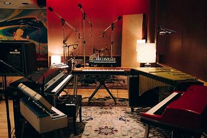 Studio Electric Lady Studios Versatile Palpable Microphones