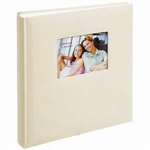Album Photo Traditionnel à Coller : album photo traditionnel square 300 photos beige erica ~ Melissatoandfro.com Idées de Décoration