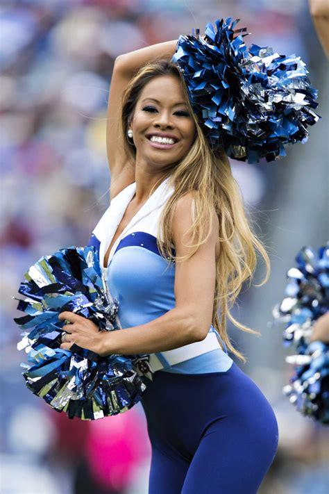 nfl cheerleaders week  houston chronicle