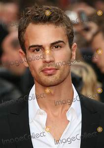 Photos and Pictures - Theo James arriving for The ...