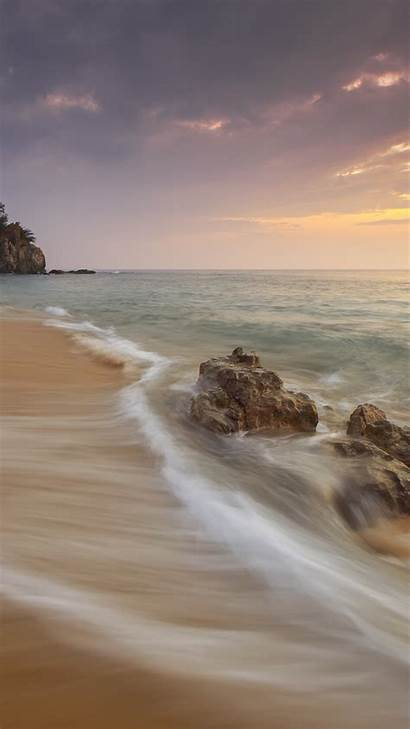 Beach Iphone Nature Summer Water Wallpapers Plus