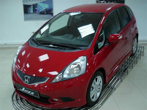 Honda Jazz Photo by Used 2009 Honda Jazz Photos 1339cc Gasoline Ff