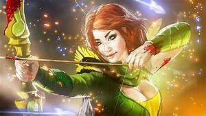 Windrunner Wallpaper - DOTA 2 Wallpapers