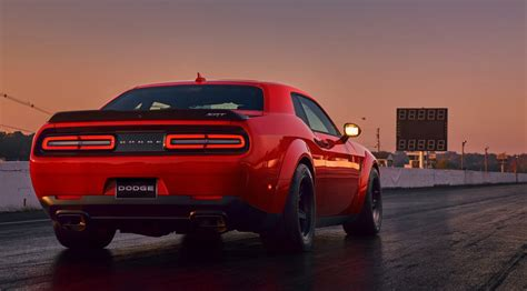 Some Folks Already Want The Dodge Demon Off The Road
